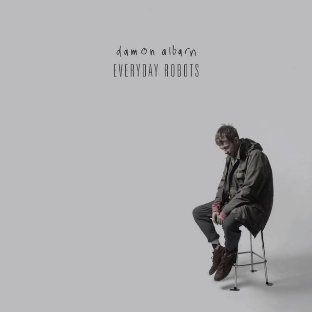 Everyday Robots Album Artwork