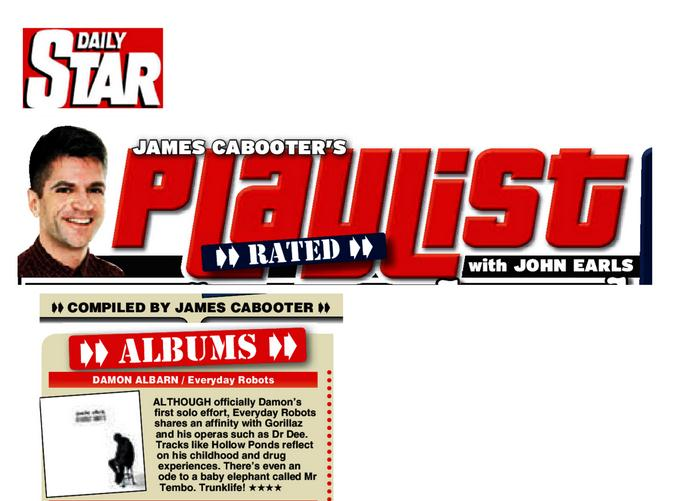 Daily Star, 28 April 2014